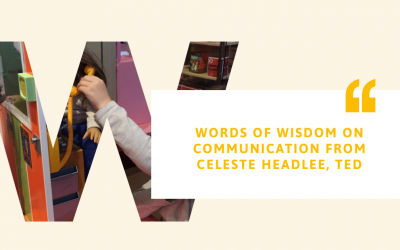 10 SECRETS TO HAVE A GREAT CONVERSATION FROM CELESTE HEADLEE