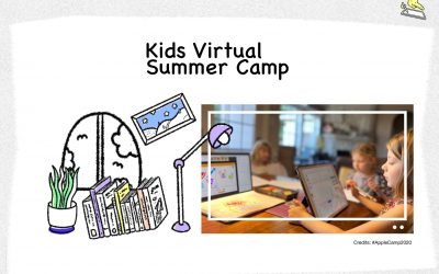 APPLE  – GOOGLE – KHAN ACADEMY – MICROSOFT – NBC SPORTS – YOUTUBE AND MORE OFFER GREAT FREE VIRTUAL SUMMER 2020 CAMPS FOR KIDS AROUND THE WORLD