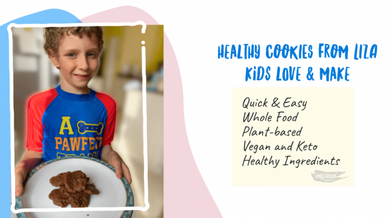 Healthy cookies recipe from Liza