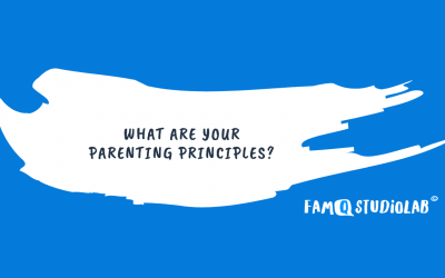 What are the parenting principles in happy families? 9 quests to ask yourself when considering your family values