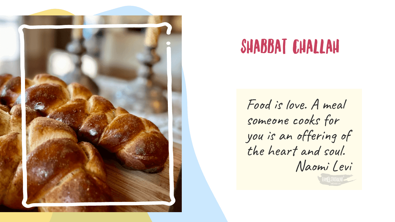 Shabbat Challah Easy Recipe
