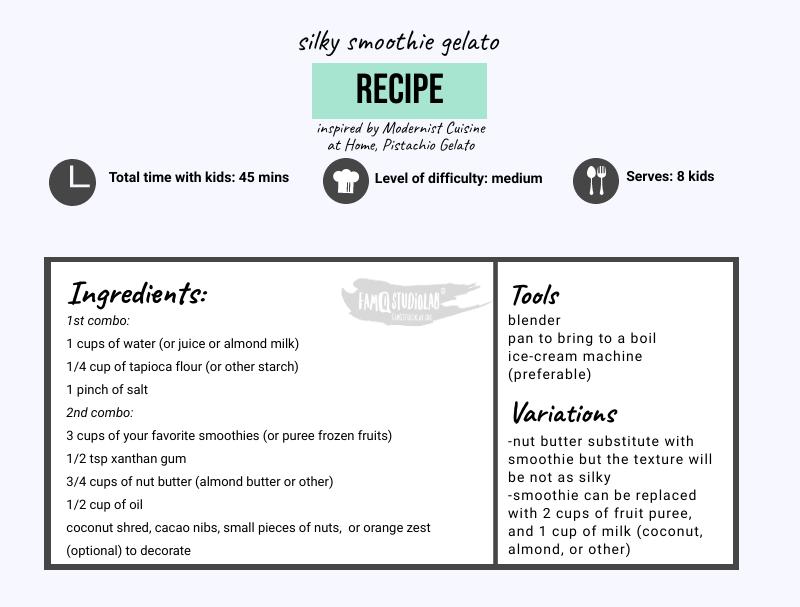 silky gelato recipe ingredients