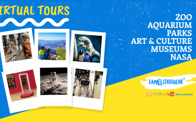 Free Virtual Tours for Kids Full List with 7 Categories
