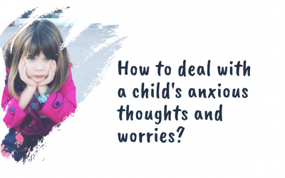 How to deal with a child's anxious thoughts and worries? 1 Common Question Parents Ask. Practical advice from Dr. Donna Pincus