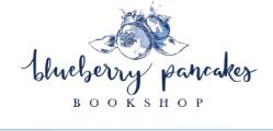blueberry pancake bookstore usborne